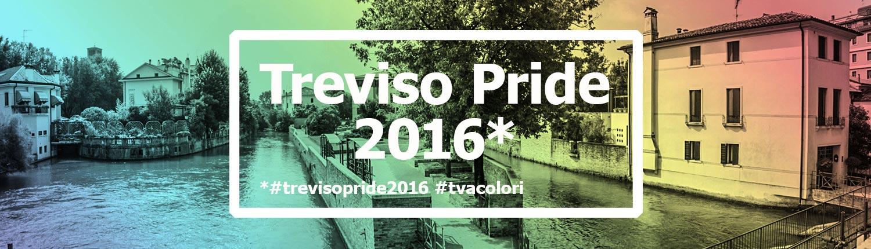 #trevisopride2016 - foto della città di Treviso