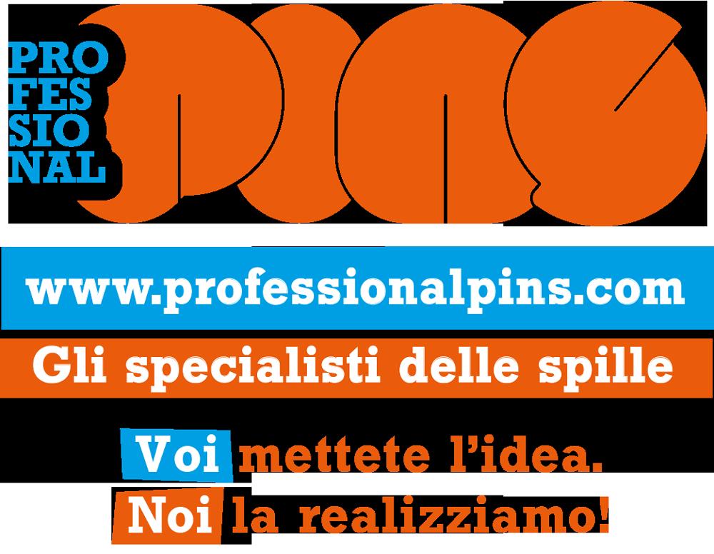 Professional Pins logo sponsor TrevisoPride2016